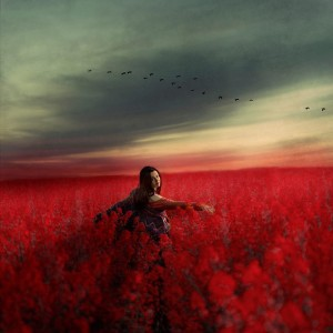 red photo lilia khousnoutdinova